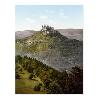 Hohenzollern Castle Postcard