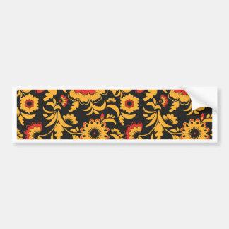 Hohloma Bumper Sticker