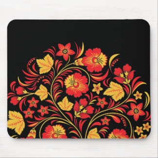 Hohloma Russian Folk Art Mousepad