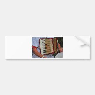 Hohner Accordion Bumper Sticker