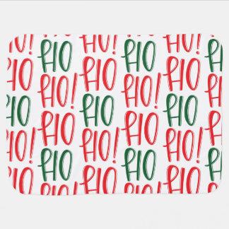 HoHoHo 2 Tone | Baby Blanket
