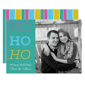 HOHOHO Holiday Card