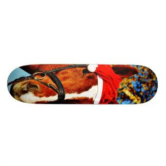 hohoho Horse 2 Custom Skate Board