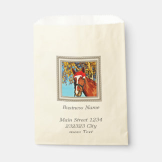 hohoho Horse Favour Bags