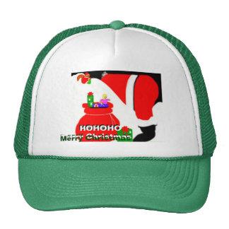 HOHOHO  Santa Hat