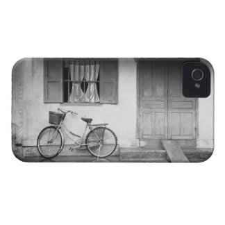 Hoi An Vietnam, House with Bicycle iPhone 4 Case-Mate Cases
