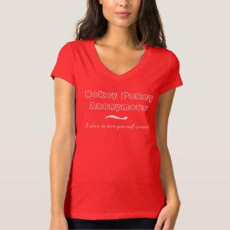 hokey pokey anonymous t-shirts