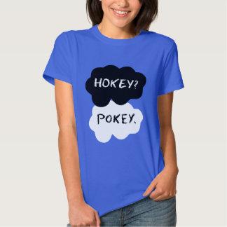 Hokey?  Pokey. Clouds Shirt