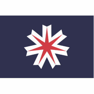 Hokkaido Prefecture, Japan Cut Out