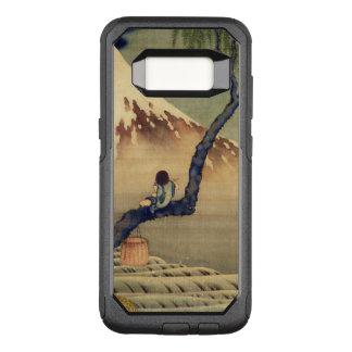 Hokusai Boy Viewing Mount Fuji Japanese Vintage OtterBox Commuter Samsung Galaxy S8 Case
