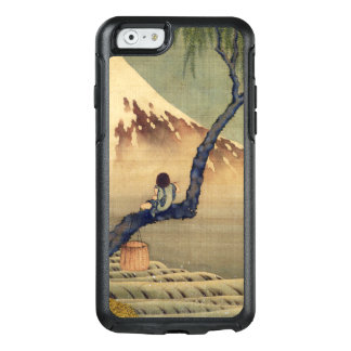 Hokusai Boy Viewing Mount Fuji Japanese Vintage OtterBox iPhone 6/6s Case