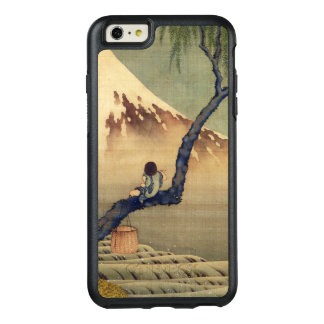 Hokusai Boy Viewing Mount Fuji Japanese Vintage OtterBox iPhone 6/6s Plus Case