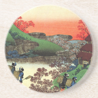 Hokusai - Japanese Art - Japan Coaster