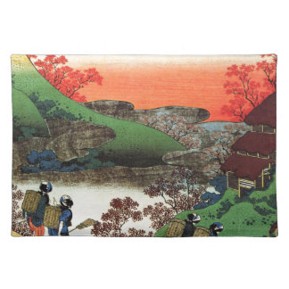 Hokusai - Japanese Art - Japan Placemat