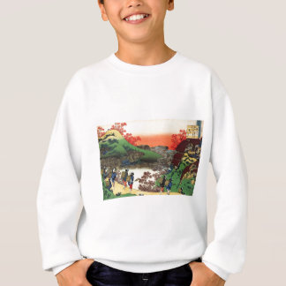 Hokusai - Japanese Art - Japan Sweatshirt