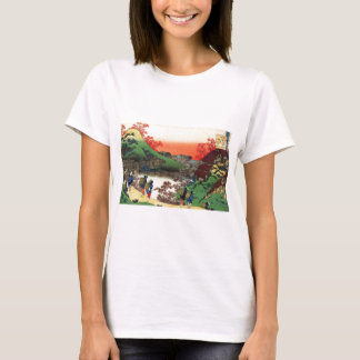 Hokusai - Japanese Art - Japan T-Shirt