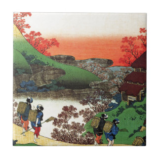 Hokusai - Japanese Art - Japan Tile