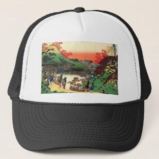 Hokusai - Japanese Art - Japan Trucker Hat