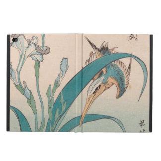 Hokusai Kingfisher Iris and Wild Pinks GalleryHD
