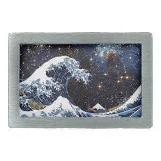 Hokusai & LH95 Belt Buckle