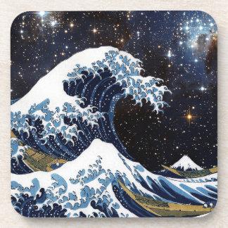 Hokusai & LH95 Coaster