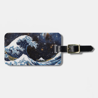 Hokusai & LH95 Luggage Tag