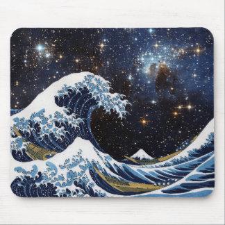 Hokusai & LH95 Mouse Pad
