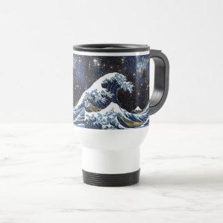 Hokusai & LH95 Travel Mug