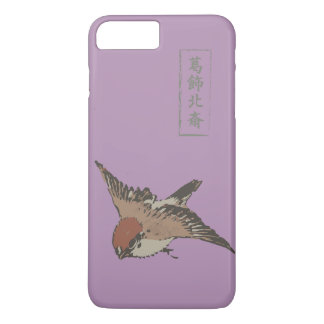 HOKUSAI Sparrow - AKEBI color iPhone 7 Plus Case