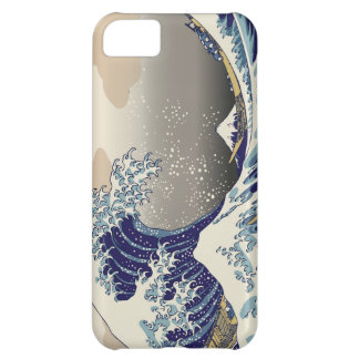 Hokusai The Great Wave off Kanagawa iPhone 5C Case