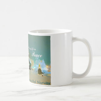 hol-kirke-Imagine all the people copy, Rodning ... Coffee Mug