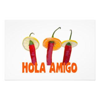 Hola Amigo Photo Art