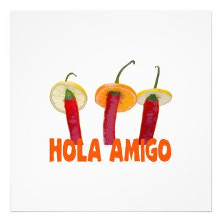 Hola Amigo Photographic Print