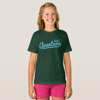 Hola Aventura! Hello Adventure many color options T-Shirt