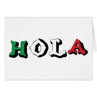 HOLA CARDS