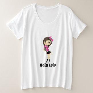 Hola Lulu Women's Plus Size T-Shirt