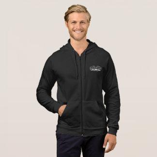 Hold Fast Black Hooded Sweatshirt