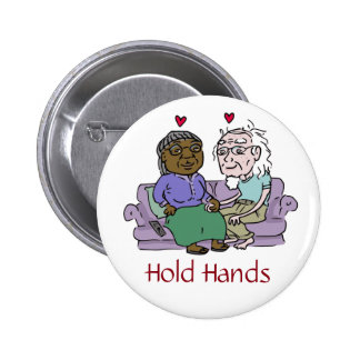 HOLD HANDS button