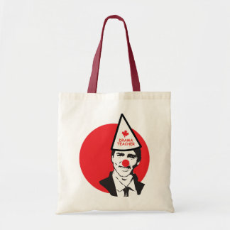 Hold My Beer Funny Justin trudeau Canada Clown Tote Bag