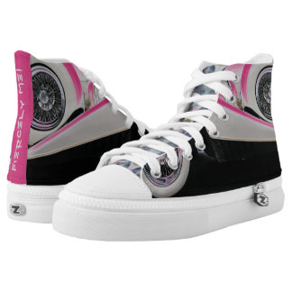 Hold On Now! High Tops