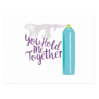 Hold Together Postcard