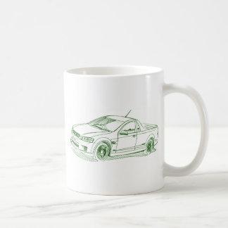 Hold VE Ute SS Coffee Mug