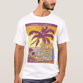 holden beach 2 T-Shirt