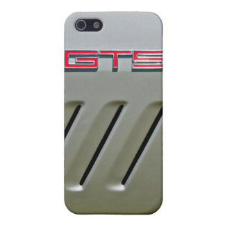 Holden Monaro Silver Badge Case For The iPhone 5