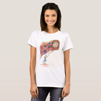 Holding on to Hope: Butterfly Spirit T-Shirt
