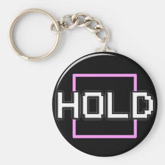 HoldSquare Logo Keychain