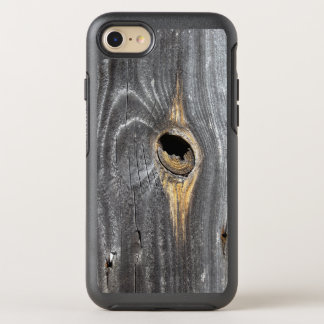 Hole in fence OtterBox symmetry iPhone 8/7 case