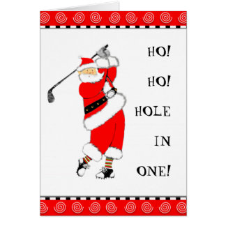 Hole In One Card