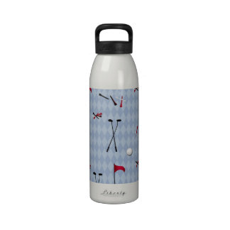 Hole in One Golf - Great Gift Water Bottle