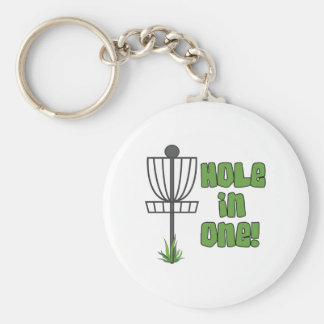 Hole In One Key Ring
